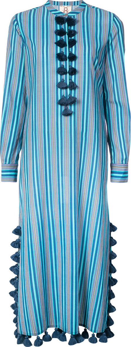 FIGUE Paolina striped kaftan