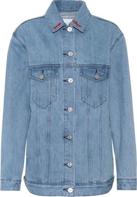 Etre Cecile Oversized denim jacket