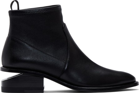 Alexander Wang Black Stretch Kori Boots