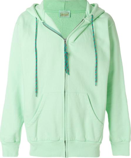 Aries Zipped hoodie