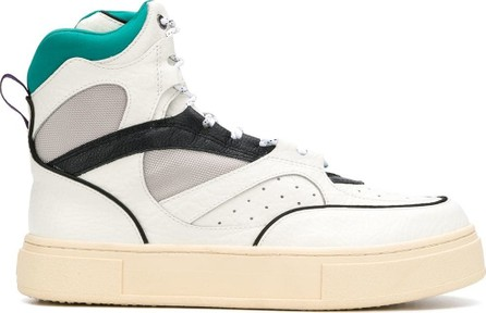 Eytys Lotus hi-top sneakers