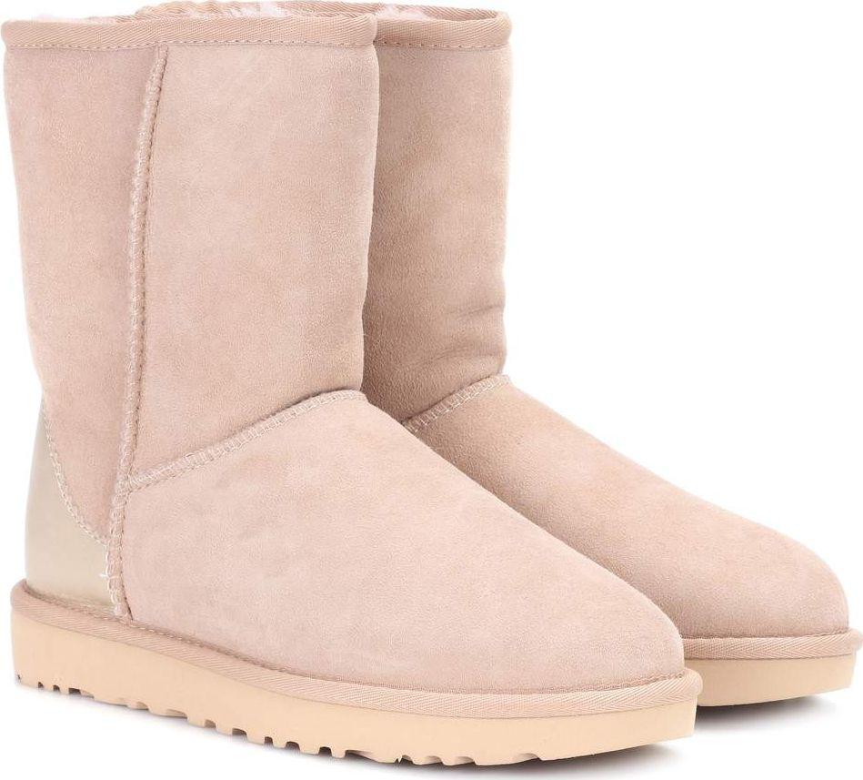 UGG Classic Short II Metallic boots