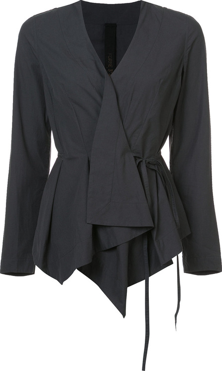 Forme D'expression Crossover front blouse