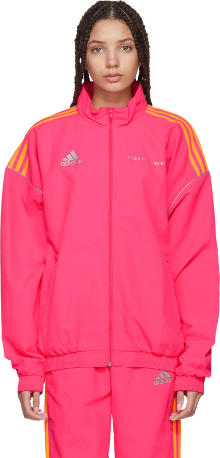 Gosha Rubchinskiy Pink adidas Originals Edition Track Jacket