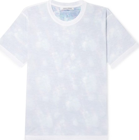 Craig Green Floral-Print Cotton-Jersey T-Shirt