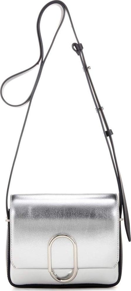 3.1 Phillip Lim Alix Mini metallic leather shoulder bag
