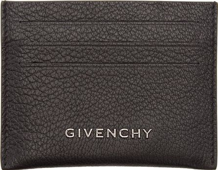 Givenchy Black Pandora Card Holder