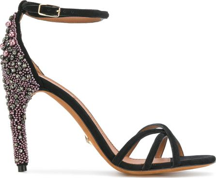 Givenchy embellished heel sandals