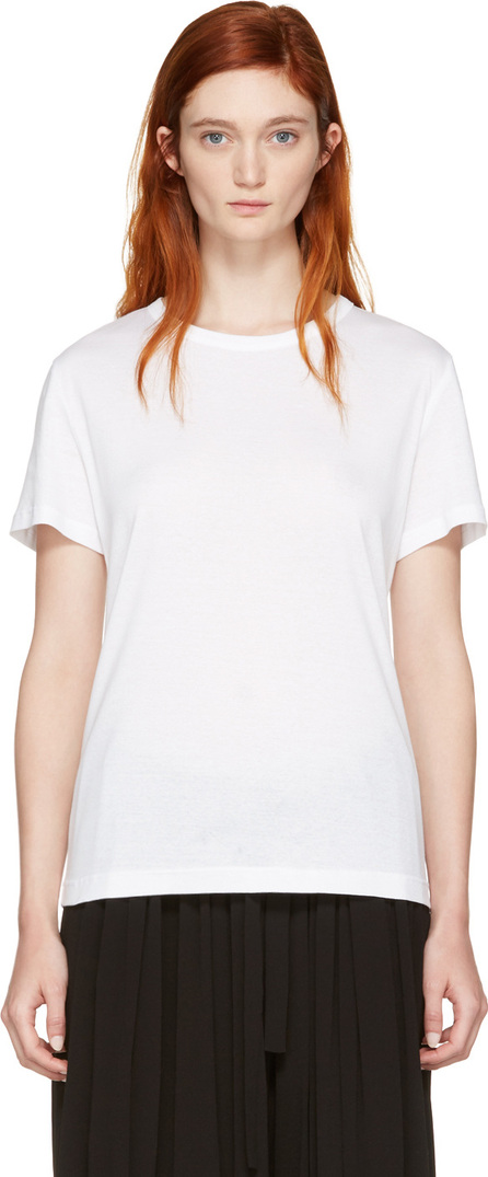 Nocturne #22 White Short Sleeve T-Shirt