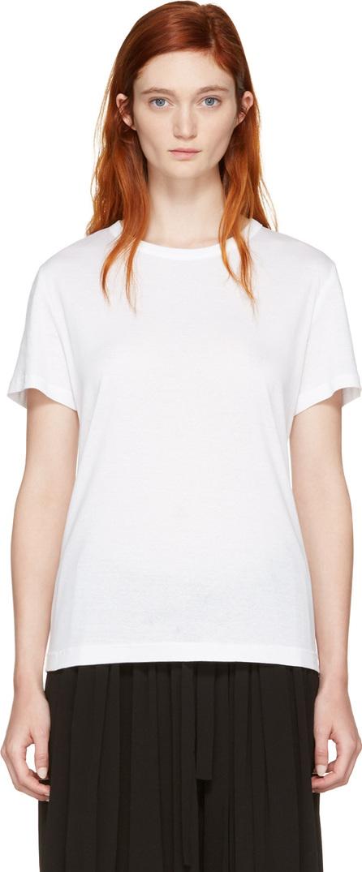 Nocturne #22 White Short Sleeve T-Shirt