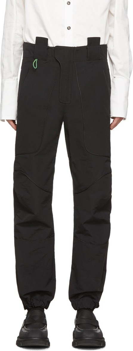 Boramy Viguier Black Hiking Trousers