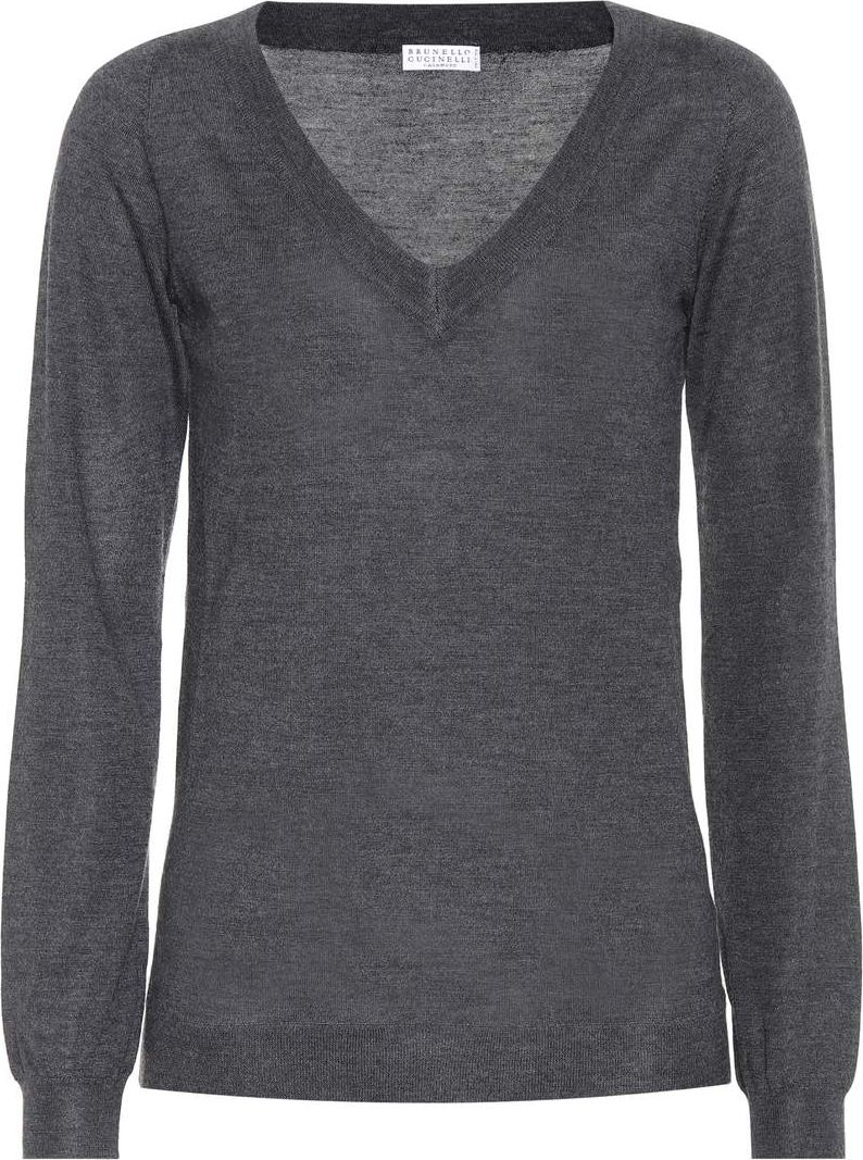 Brunello Cucinelli - Cashmere and silk sweater