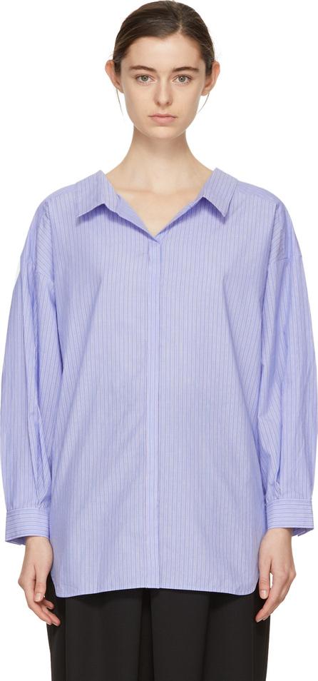 Enfold Blue Cluster Stripe Shirt