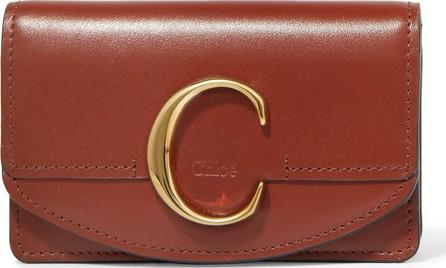 Chloe Chloé C leather wallet