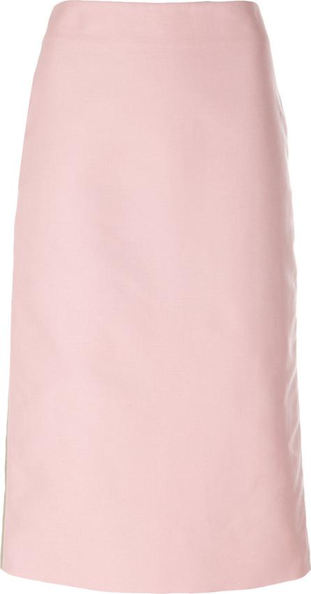 Marni Two tone a-line skirt