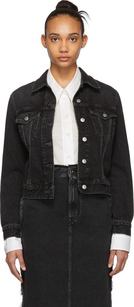 Acne Studios Black Blå Konst Denim 1999 Jacket