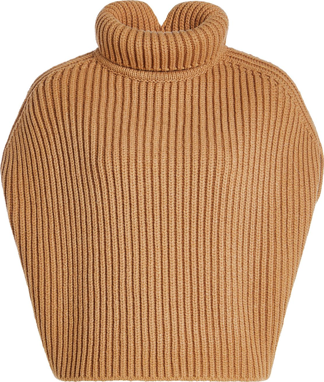 Jil Sander - Turtleneck Pullover with Fleece Wool