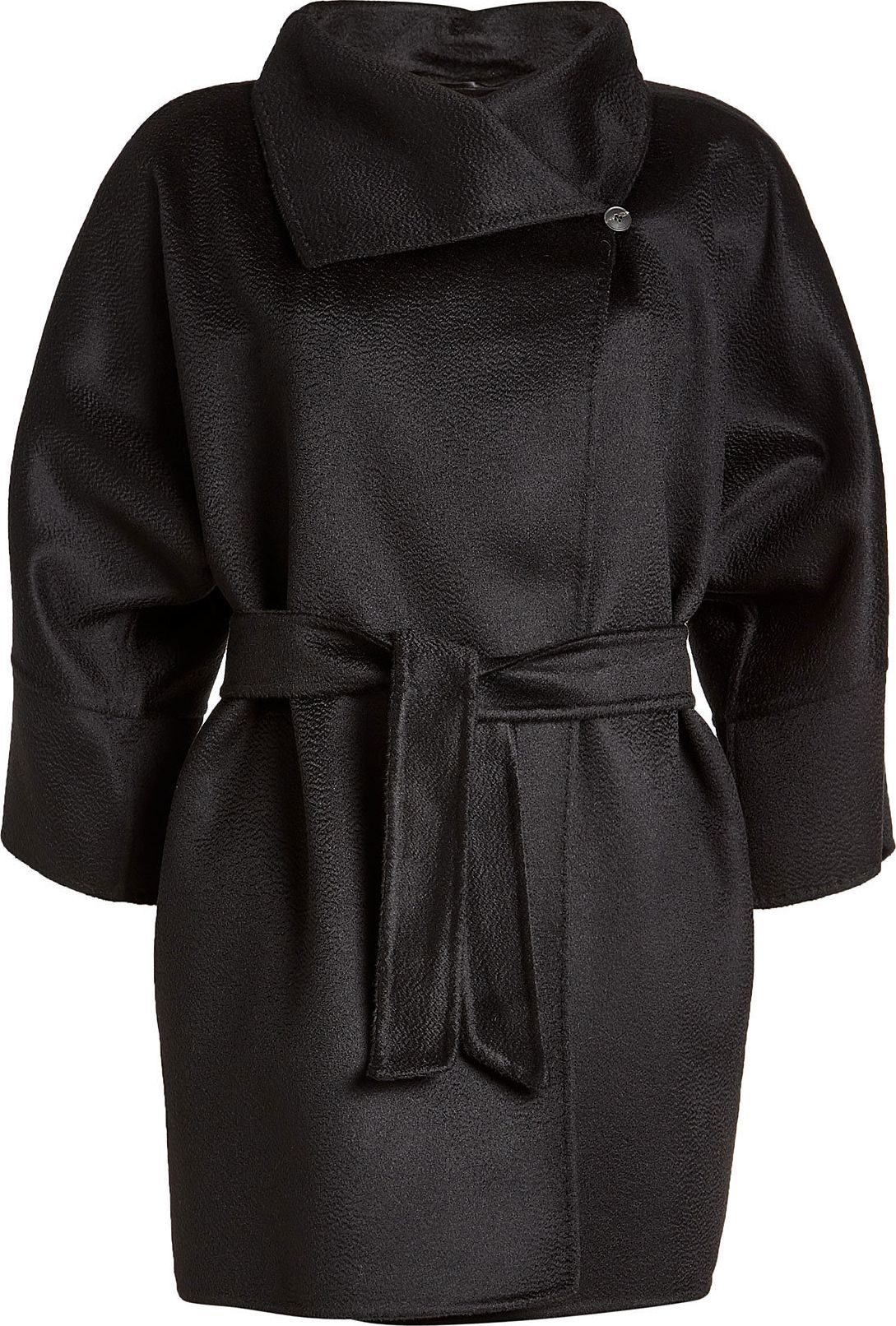 Max Mara - Belted Wool Jacket