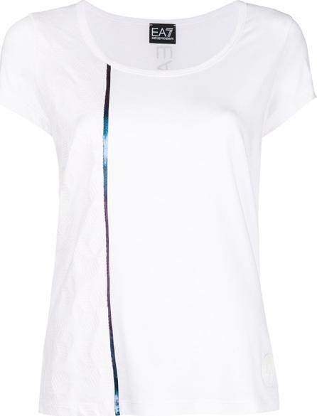 Ea7 Emporio Armani Logo printed T-shirt