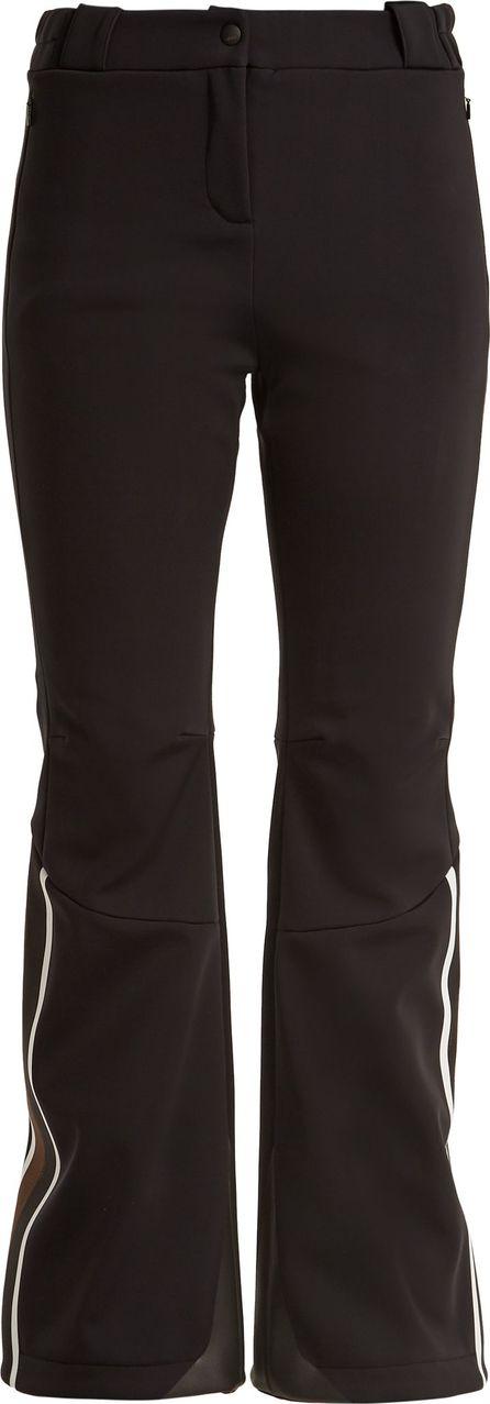 Fendi Peguin contrast-stripe slim-leg ski trousers