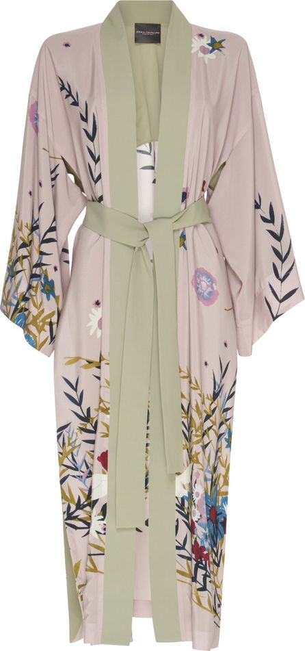 Erika Cavallini Karine Printed Kimono