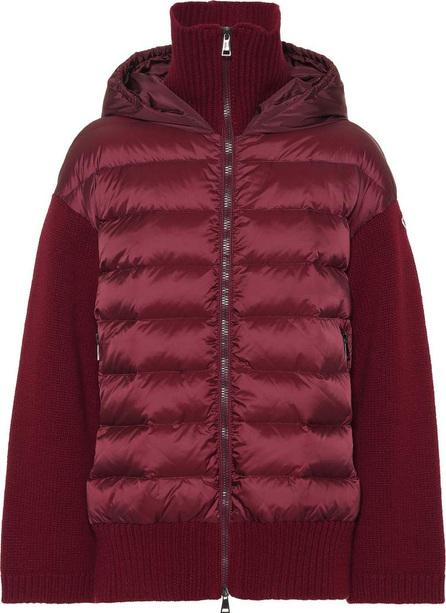 Moncler Combo puffer jacket