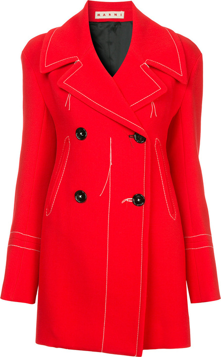 Marni Distressed style jacket