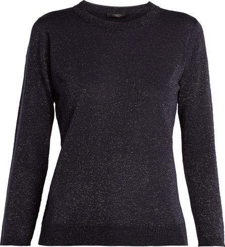 Weekend Max Mara Lurex sweater