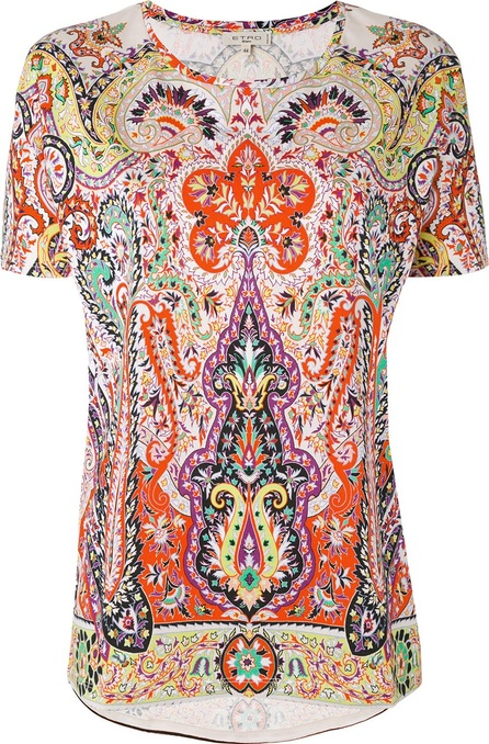 Etro patterned top