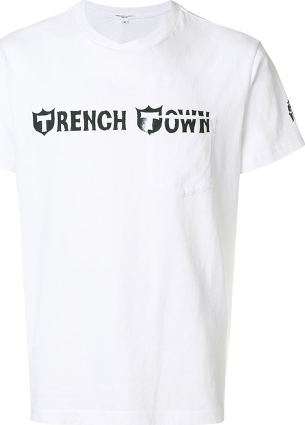 Engineered Garments Trench Town slogan T-shirt