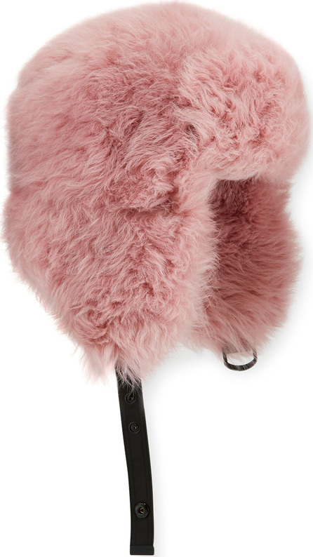 Moncler Shearling Aviator Hat