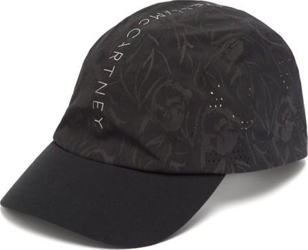 Adidas By Stella McCartney Floral-print reflective running cap
