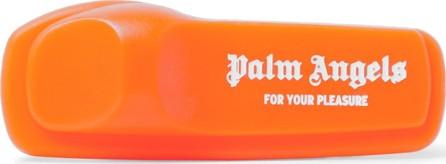 Palm Angels Anti-Theft Logo-Print Pin