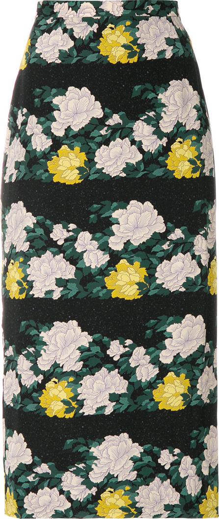 ROCHAS Ruffle blouse