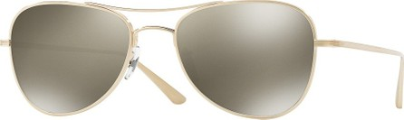 a3b57f2140c Oliver Peoples The Row x Oliver Peoples  Executive suite  sunglasses