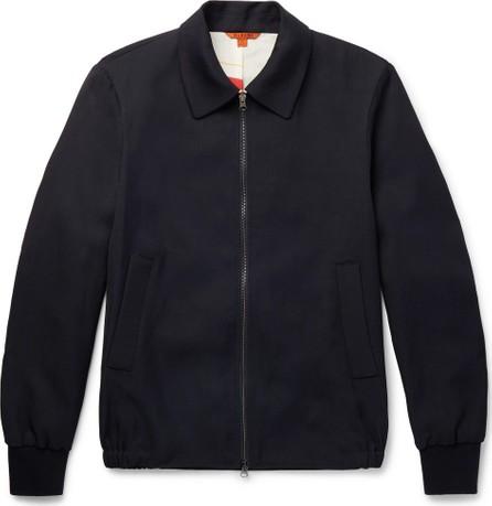 Barena Twill Bomber Jacket