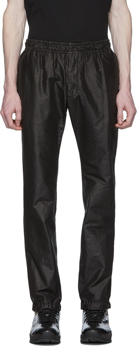 1017 ALYX 9SM Black Perforated Trousers