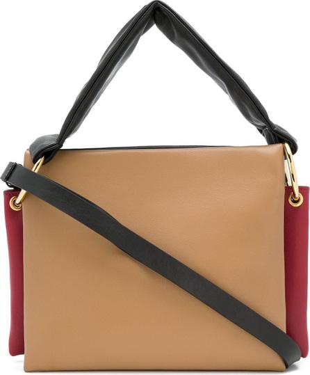 Marni Colour-block shoulder bag