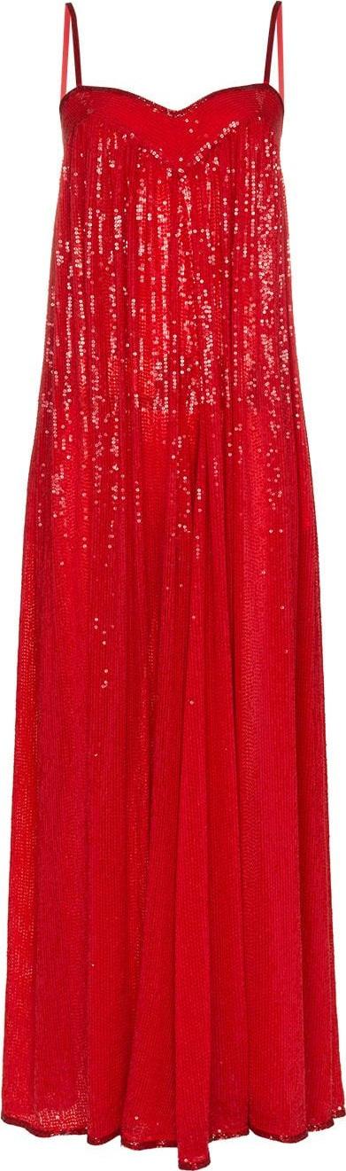 ASHISH Sequin embellished jumpsuit