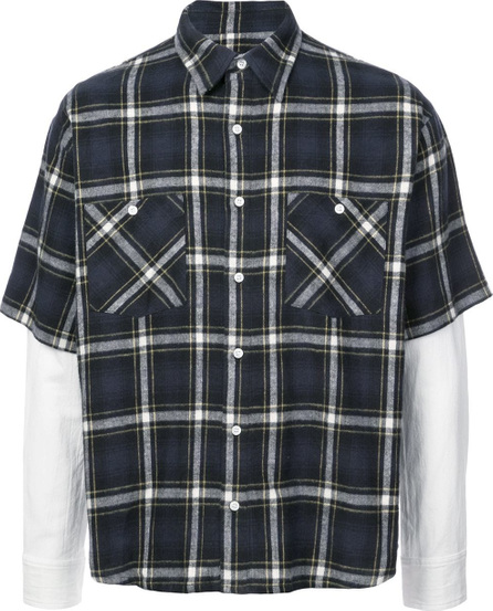 Adaptation Check short-sleeve shirt
