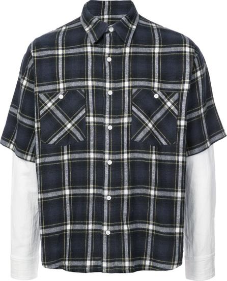 Adaptation Check short-sleeve shirt