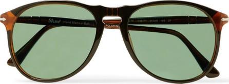 Persol D-Frame Acetate Polarised Sunglasses