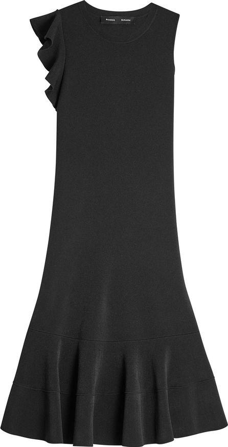 Proenza Schouler Dress with Ruffle