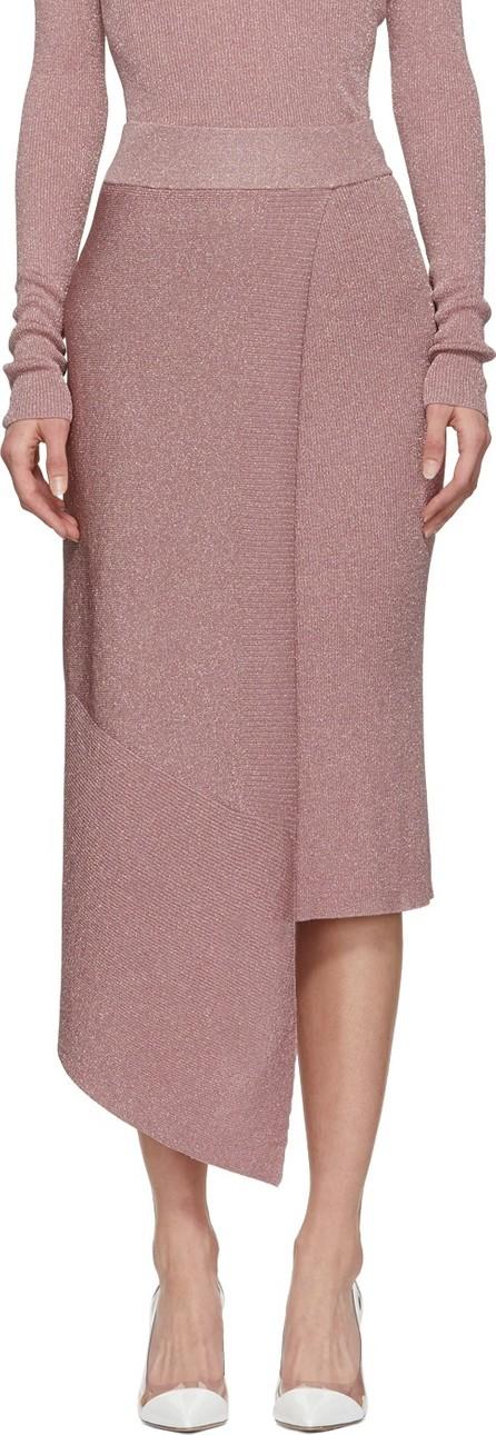 Stella McCartney Pink Lurex Skirt