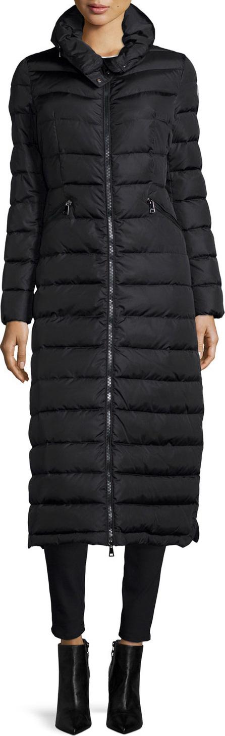 Moncler Flammong Long Puffer Coat
