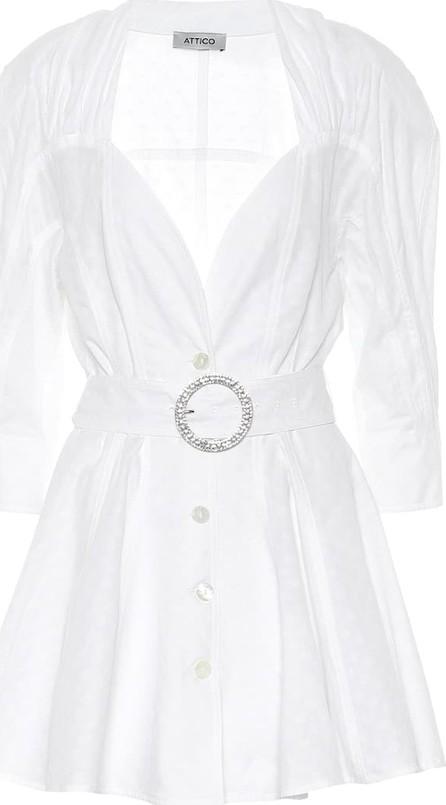 Attico Cotton minidress