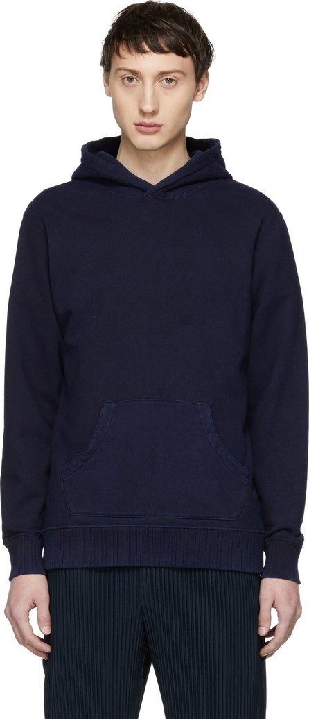 Blue Blue Japan Indigo Massive Stretch Hoodie