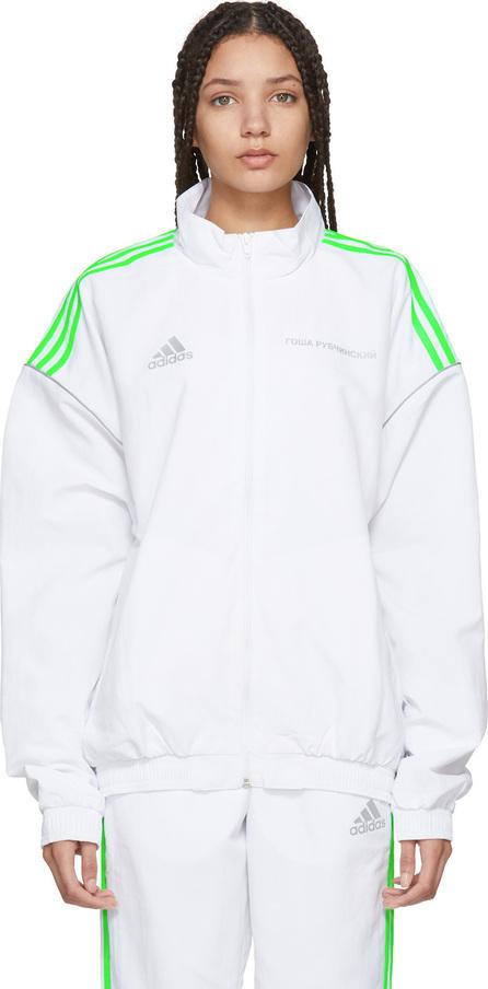 Gosha Rubchinskiy White adidas Originals Edition Track Jacket