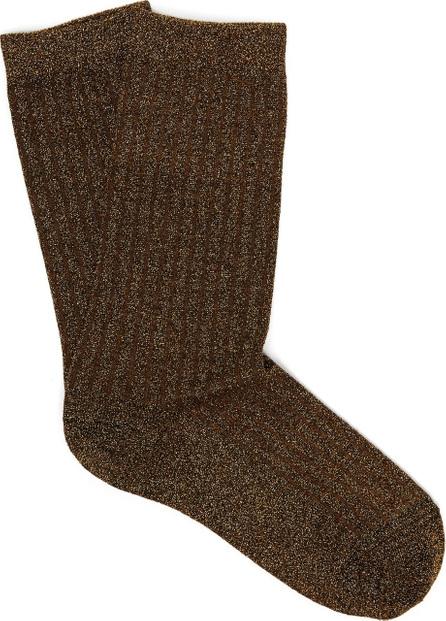 Isabel Marant Lulu lamé socks
