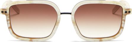 BLYSZAK V square-frame sunglasses
